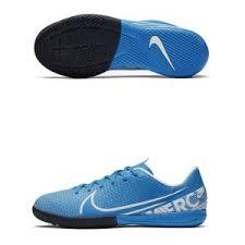 игровая обувь для зала <b>nike vapor xiii</b> academy ic at8137-414 jr