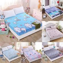 Быстро раскупаемый 1 шт. печать кровать <b>наматрасник</b> ...
