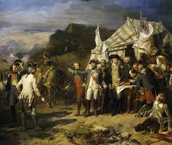 the revolutionary war middot george washington s mount vernon washington and rochambeau s armies begin their to virginia