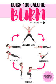 best ideas about burn calories calorie click here to try out our quick 100 calorie burning work out we all