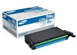Купить <b>Картридж SAMSUNG CLT-C508L/SEE</b>, голубой в ...