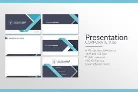 presentation corporate presentation templates on creative market