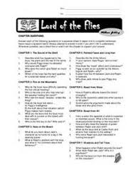 lord of the flies william golding quotes  lord of the flies the    lord of the flies chapter questions answers