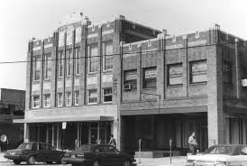 montgomery ward building mifflin county art deco office building