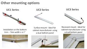 upside down view 4 cabinet lighting guide