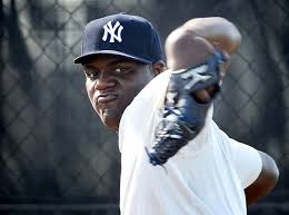 Yankees Michael Pineda pitches for the first time in a year