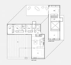 L shaped house  Contemporary architecture and House floor plans on    L shaped house  Contemporary architecture and House floor plans on Pinterest