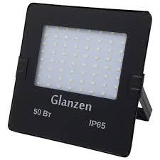 2 отзыва о товаре <b>Прожектор</b> светодиодный <b>50</b> Вт <b>Glanzen FAD</b> ...