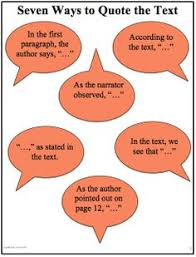 writing an essay essay examples and teaching kids on pinterest seven ways to quote the text