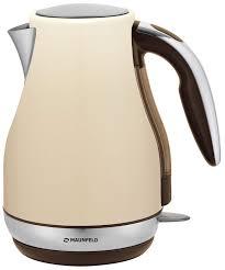 Купить <b>электрический чайник Maunfeld MFK</b>-<b>794</b> BG бежевый ...