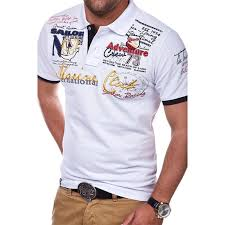 <b>ZOGAA 2019</b> Summer <b>Hot</b> Polo Shirt Men Short Sleeve Polo Shirt ...