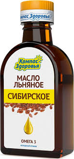 Льняное <b>масло Компас Здоровья</b> Сибирское, 200 мл — купить в ...