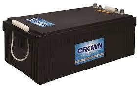 <b>Crown</b> 12CRV8D, 240Ah <b>12V</b> AGM <b>Battery</b> | Unbound Solar