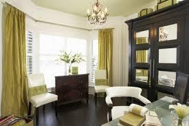 green black green living room home