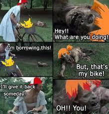 OMG! Ash and Misty from Pokemon!!! | Pokemon-Gotta Catch Them All ... via Relatably.com