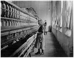 apworldhistorywiki child labor during the industrial revolution  hine child in carolina cotton mill 1908 jpg