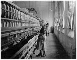apworldhistorywiki child labor during the industrial revolution 2 hine child in carolina cotton mill 1908 jpg