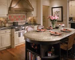 countertops dark wood kitchen islands table: popular granite kitchen island table kids room copper range hood idea feat multi purposes kitchen table