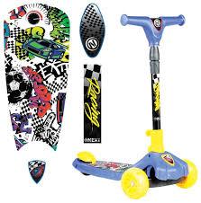 Купить Кикборд <b>Shantou City Daxiang</b> Plastic Toys M-6G-CAR ...