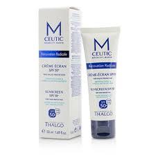 <b>Thalgo</b> MCEUTIC <b>Sunscreen SPF 50</b>+ UVA/UVB Very High ...