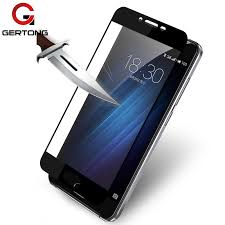 <b>9H Tempered Glass Screen</b> Protector For Meizu Pro6 Pro 7 Plus M3 ...