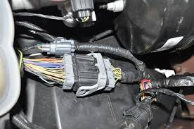 2012 f150 4pin to 7 pin no tow package myths truths compendium the pictures below are of the frame side toward the cab of the trailer tow wiring notice the difference left is a random truck on a ford lot and right