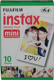 <b>Fujifilm Instax</b> Colorfilm <b>Mini Glossy</b> (10 pieces) - Coolblue - Before ...