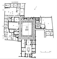 House of Menander plan  Pompeii   nd c  BC   Hellenized domus    House of Menander plan  Pompeii   nd c  BC   Hellenized domus   the core of the house was added to  as property on either side  additional property