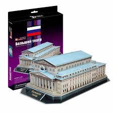 """3D пазлы """"<b>Большой театр</b>"""" <b>CubicFun</b> C149h - купить в интернет ..."""