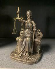 <b>Статуэтка Veronese Фемида</b> богиня правосудия