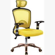 colorful office chair amazing yellow office chair