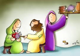 Resultado de imagen de Actividades Lázaro, Marta y María