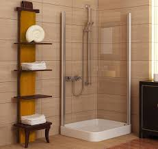 image bath glass shelf:  full image bathroom tiny bathrooms with shower brown stained mahogany wood floating cabinet small using black