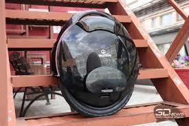 Обзор <b>Inmotion V8</b>: огни большого колеса / Умные вещи