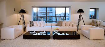 image credit elad gonen black beige living room