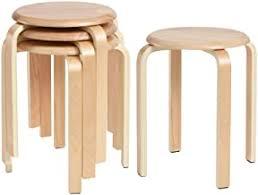 stackable stools - Amazon.co.uk