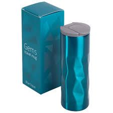 «Термокружка <b>Gems Blue Topaz</b>, синий <b>топаз</b> Двухслойная ...