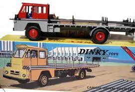 #diecast #<b>Dinky Atlas 885</b> Saviem-Sinpar 4x4 Porte-Fer new or ...