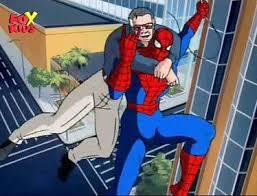 Resultado de imagen de spiderman la serie animada