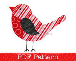 robin applique template pdf pattern christmas robin bird animal robin applique template pdf pattern christmas robin bird animal applique design by angel lea designs instant digital pattern applique designs