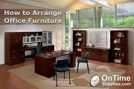 how to arrange office furniture arrange office furniture
