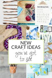 15 <b>New Craft</b> Ideas you NEED to Try in 2020 - The Crazy Craft Lady