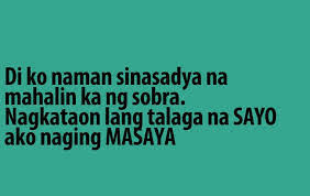 Best Tagalog Love Quotes   Facebook Status Quotes Tagalog
