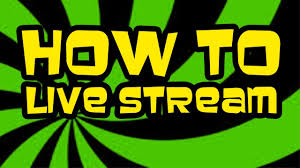 How to <b>Live</b> Stream Gameplay on Youtube and Twitch Tv ...