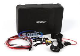 kicker hs8 11hs8 hideaway powered loaded subwoofer enclosure kicker hs8 11hs8 hideaway powered loaded subwoofer enclosure amplifier