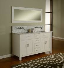 55 inch double sink bathroom vanity: fascinating  bathroom vanity without top tops with sink built in double single inch white cabinet