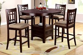 8 Chair Dining Room Set Furniture Charming Dining Room Set Dinette Pub Table Style