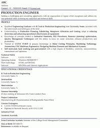 electrical resume examples electrical resume format freshers electrical curriculum