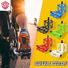 Buy dmr v8 <b>pedals</b> platform <b>aluminum</b> 9 16 blue <b>bicycle bike pedal</b> ...