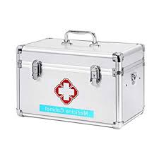 <b>Youngshion Portable Cross Shoulder</b> First Aid Box Emergency ...